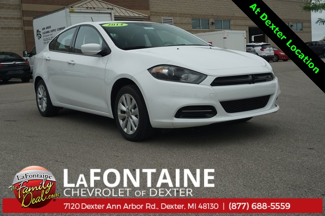 Pre-Owned 2014 Dodge Dart SXT FWD 4D Sedan