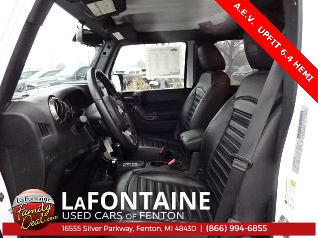 Pre-Owned 2017 Jeep Wrangler Rubicon
