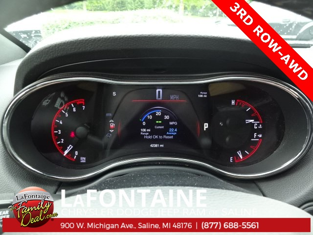 Certified Pre-Owned 2015 Dodge Durango SXT AWD
