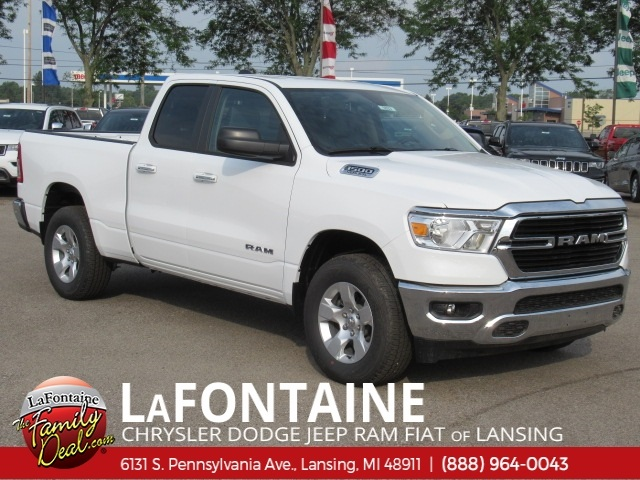 New 2019 Ram 1500 Big Horn Quad Cab 4x4 Hemi