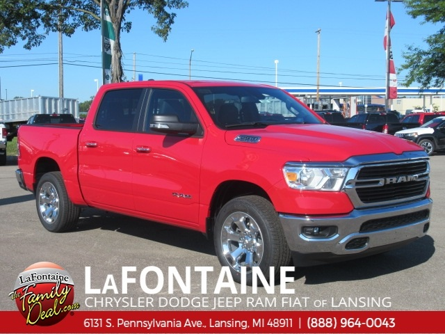New 2019 Ram Big Horn / Lone Star Crew Cab 4x4 HEMI