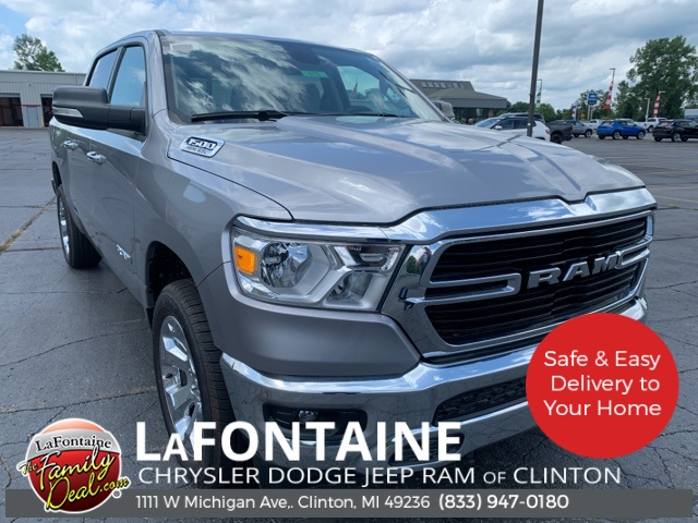 New 2020 Ram 1500 Big Horn/Lone Star With Navigation & 4WD