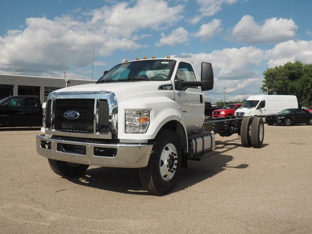New 2019 Ford F-650SD F750