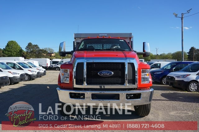 New 2019 Ford F-650SD F-750