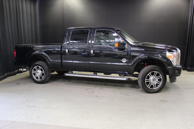 Pre-Owned 2015 Ford F-350SD Platinum