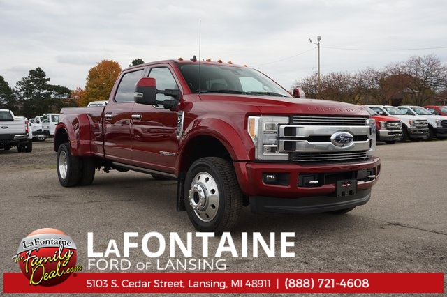 New 2019 Ford F-450SD Limited