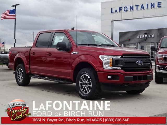 New 2019 Ford F-150 XLT