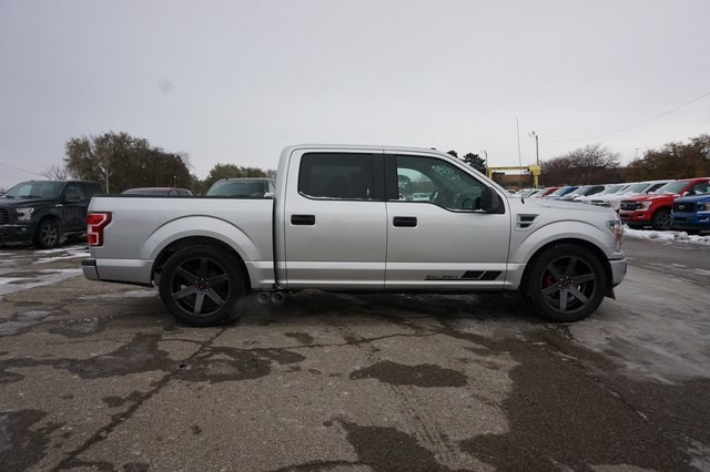 New 2019 Ford F-150 SALEEN