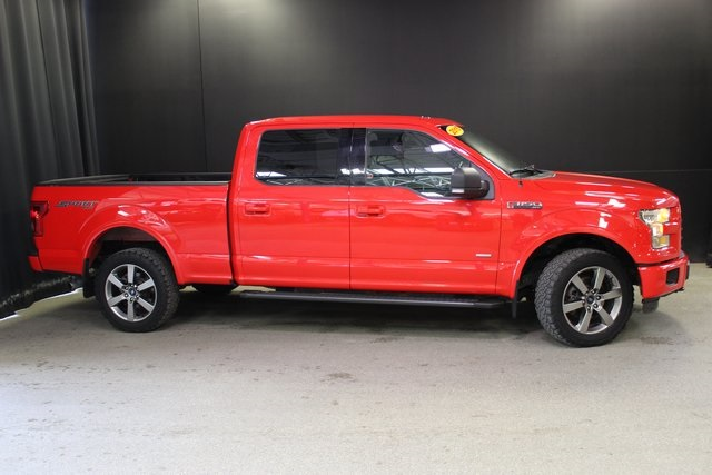 Pre-Owned 2015 Ford F-150 XLT SuperCrew 4x4 EcoBoost