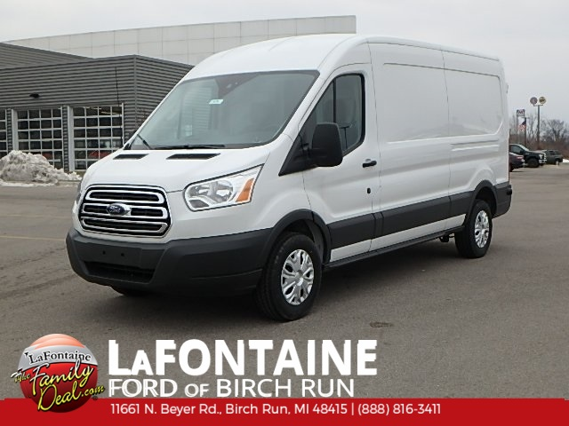 96abd6b259 New 2018 Ford Transit-250 Base 3D Medium Roof Cargo Van in  18D979 ...