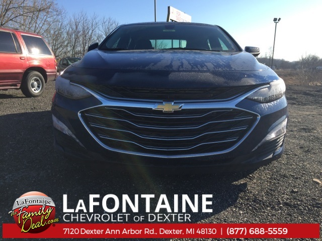 New 2019 Chevrolet Malibu LT