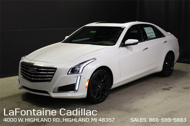 2017 Cadillac Cts 3 6 L Premium Luxury >> New 2019 Cadillac Cts 3 6l Premium 4d Sedan In 19g4223