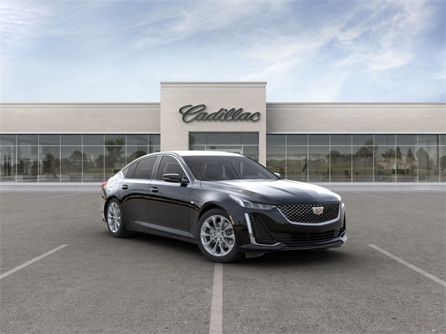New 2020 Cadillac CT5 Premium Luxury AWD