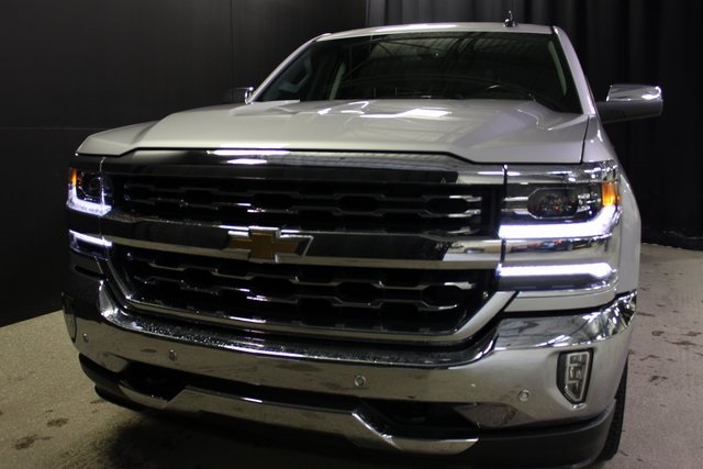 Certified Pre-Owned 2016 Chevrolet Silverado 1500 LTZ 4WD