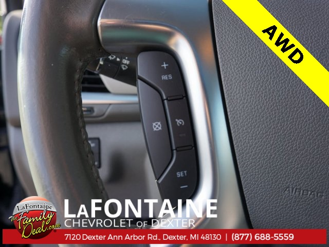 Pre-Owned 2016 Chevrolet Traverse AWD