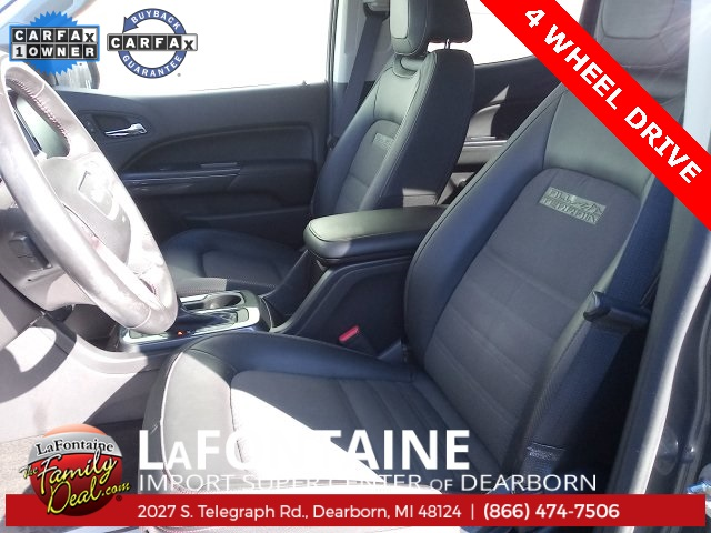 Pre-Owned 2015 GMC Canyon SLE1