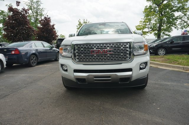 Gmc Canyon Denali >> New 2019 Gmc Canyon Denali 4d Crew Cab In 19a1233 Lafontaine