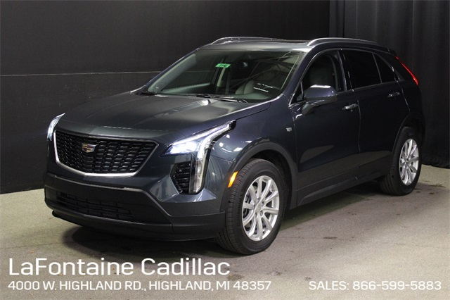 New 2019 Cadillac XT4 Luxury