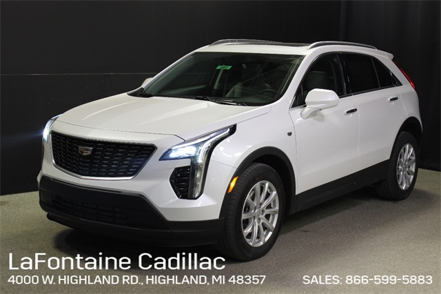New 2019 Cadillac Xt4 Luxury 4d Sport Utility In 19g892