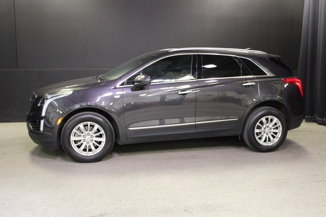Certified Pre-Owned 2017 Cadillac XT5 Base