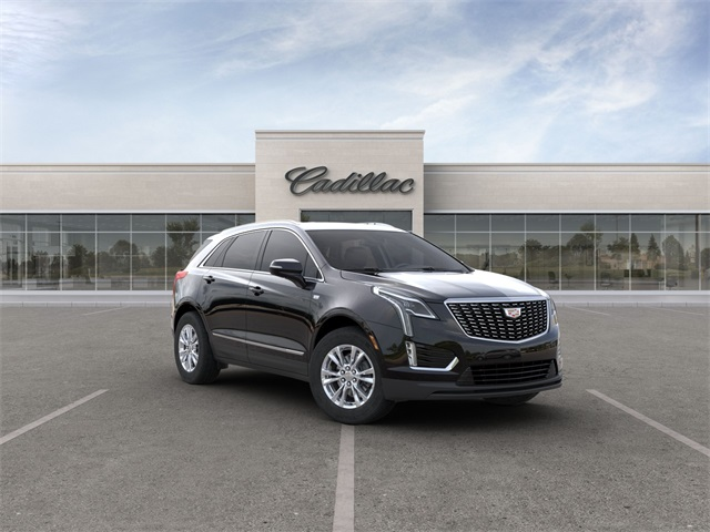 New 2020 Cadillac XT5 Luxury AWD