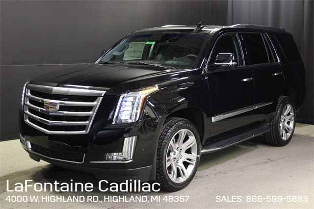 New 2019 Cadillac Escalade Luxury 4WD
