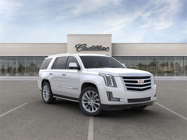 New 2020 Cadillac Escalade Luxury With Navigation & 4WD