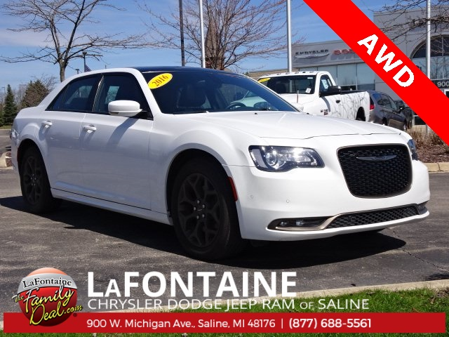 Certified Pre Owned 2016 Chrysler 300 S