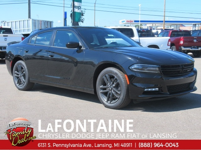 New 2019 Dodge Charger Sxt 4d Sedan In 19l1082 Lafontaine