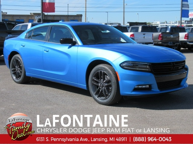 New 2019 Dodge Charger SXT 4D Sedan in 19L0524