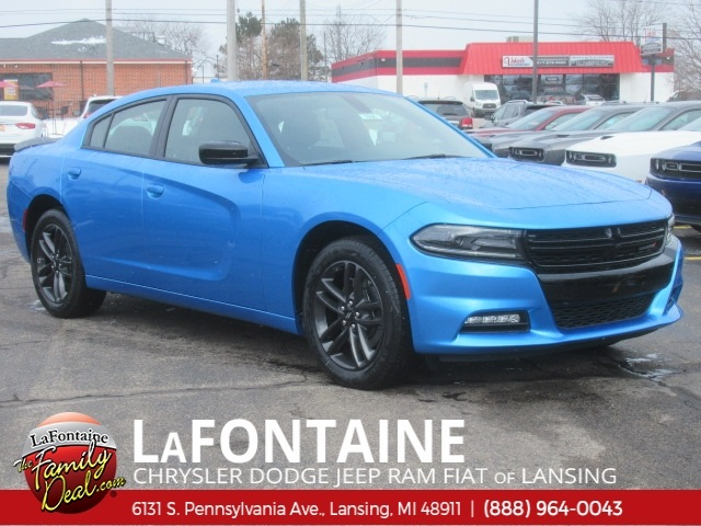 New 2019 Dodge Charger Sxt 4d Sedan In 19l1096 Lafontaine