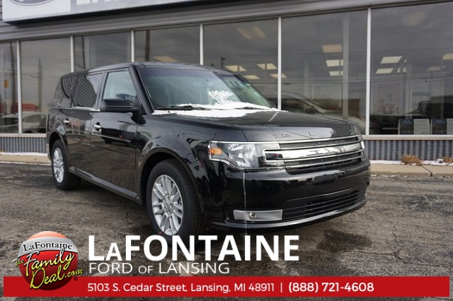 New 2019 Ford Flex SEL With Navigation & AWD