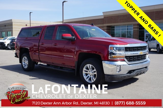 New 2019 Chevrolet Silverado 1500 K2 Double Cab 1LT V8 All Star