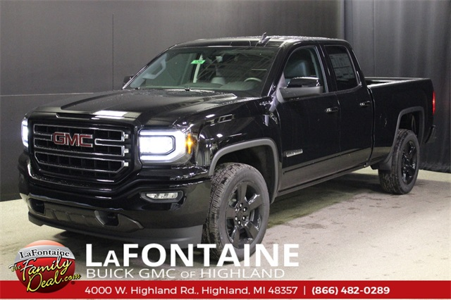 New 2019 GMC Sierra 1500 Limited Base 4WD