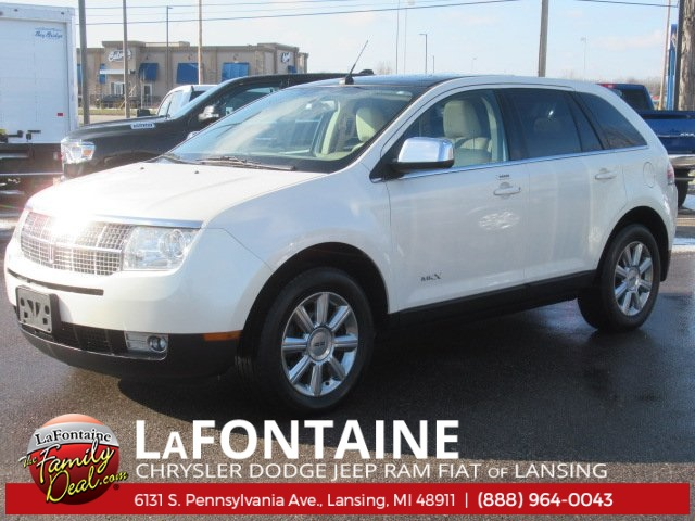 Pre Owned 2007 Lincoln MKX Base 4D Sport Utility In 19L0251A