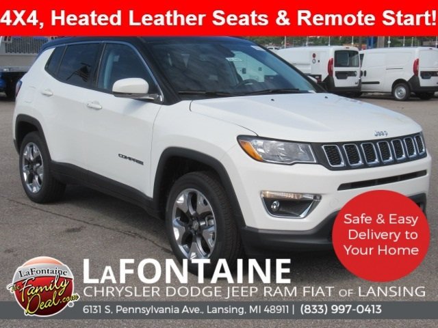 New 2020 Jeep Compass Limited 4WD
