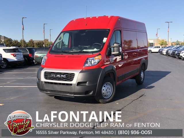 New 2019 Ram ProMaster 1500 High Roof