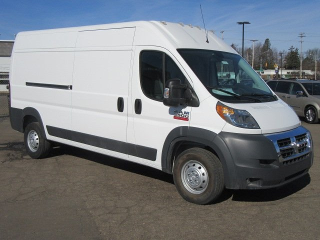 New 2016 Ram Promaster 3500 High Roof Sortimo Electrician Upfit