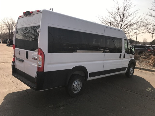 New 2019 Ram ProMaster 3500 Window Van 3500