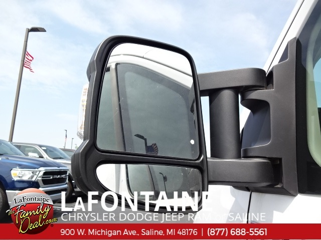 New 2019 Ram ProMaster 3500 Cutaway High Roof