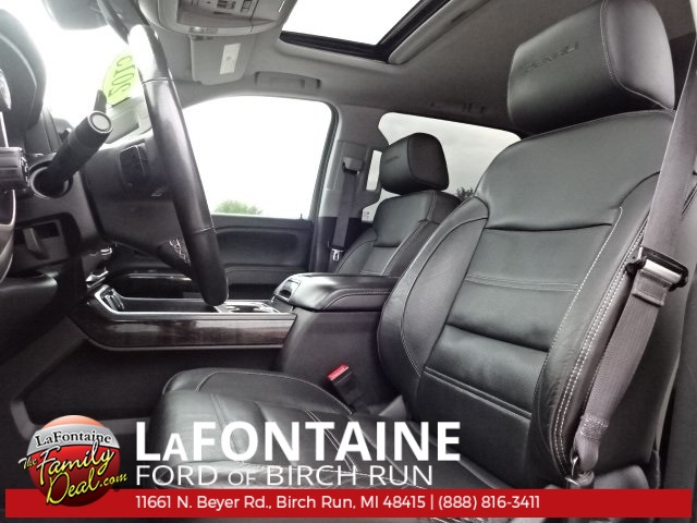 Prime Pre Owned 2015 Gmc Sierra 1500 Denali 4Wd Evergreenethics Interior Chair Design Evergreenethicsorg