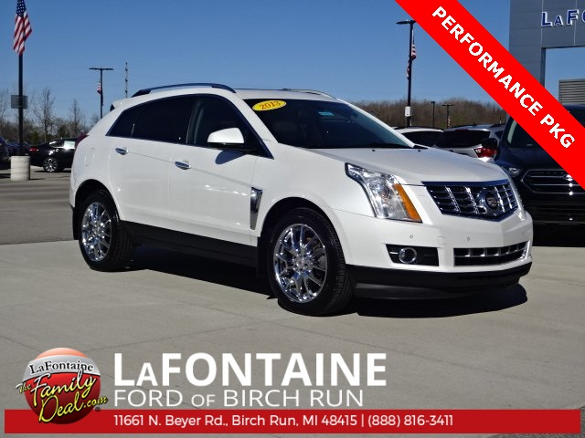 Pre Owned 2013 Cadillac Srx Performance 4d Sport Utility In