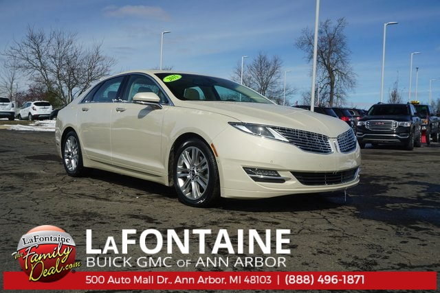 Pre Owned 2017 Lincoln Mkz Base