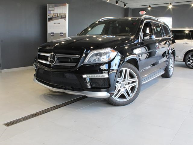 Pre-Owned 2015 Mercedes-Benz GL-Class GL 63 AMG®