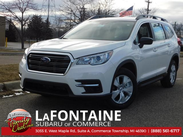 New 2019 Subaru Ascent Base AWD