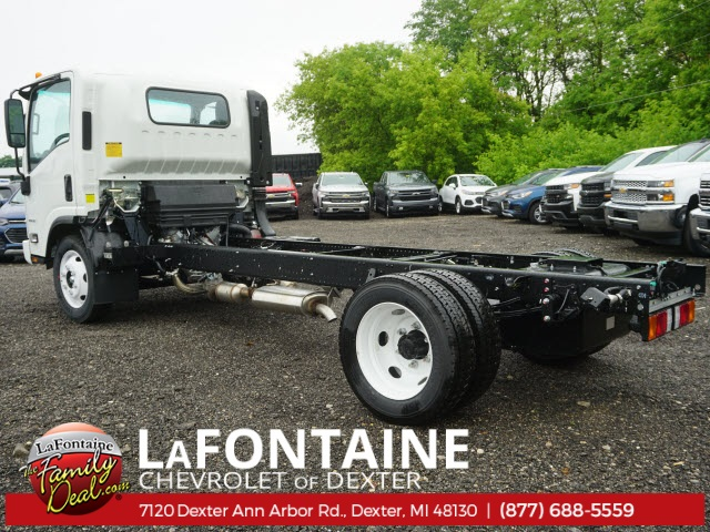 New 2019 Chevrolet 4500 LCF MEDIUM