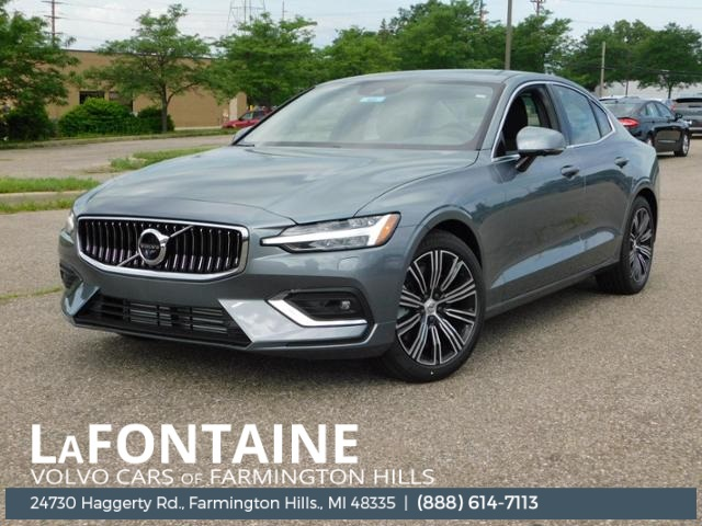 New 2019 Volvo S60 T6 Inscription AWD