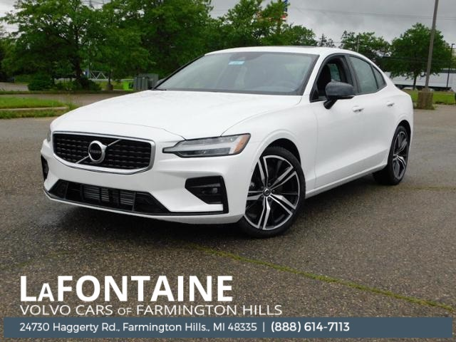New 2019 Volvo S60 T6 R-Design AWD