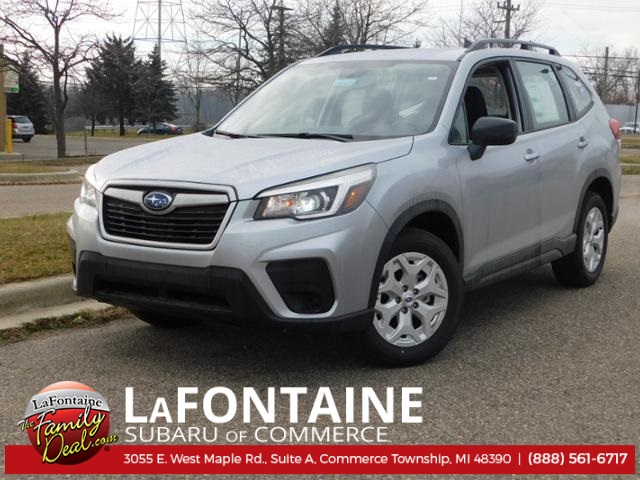 New 2019 Subaru Forester Base AWD