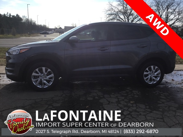 Certified Pre-Owned 2019 Hyundai Tucson SE
